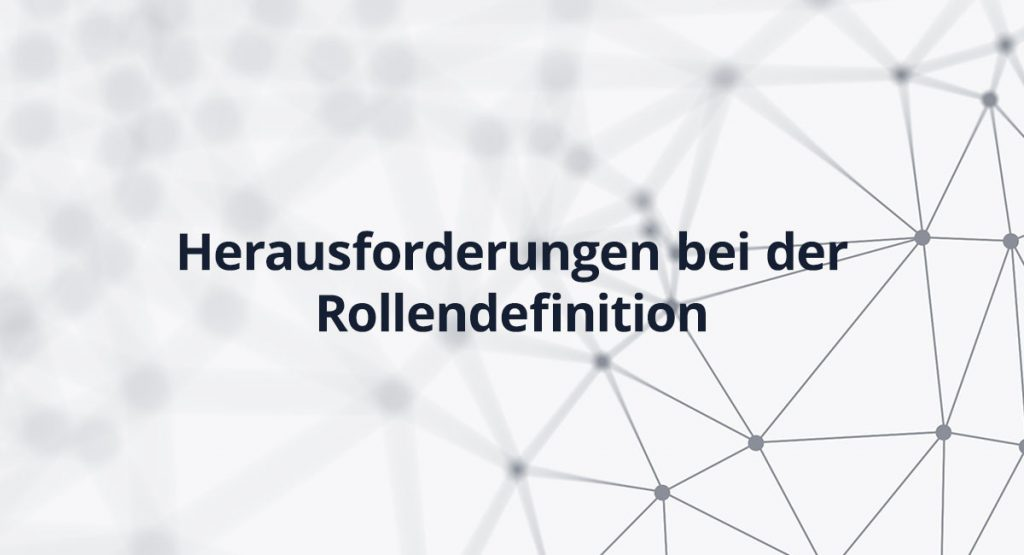 rollendefinition