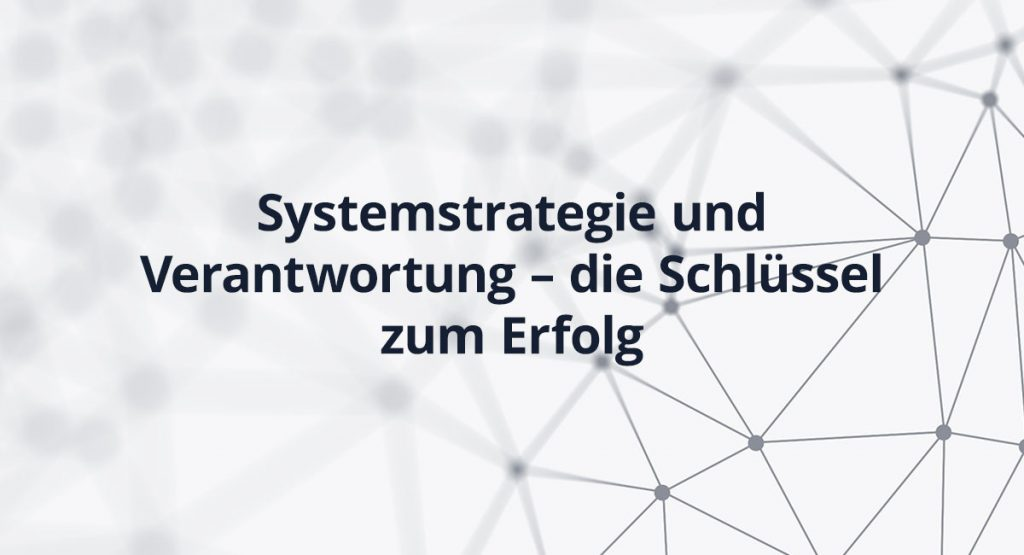 systemstrategie